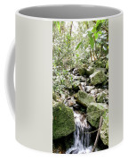 The El Yunque National Forest, Puerto Rico Coffee Mug