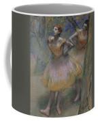 Two Dancers Coffee Mug