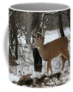 Whitetail Buck Coffee Mug
