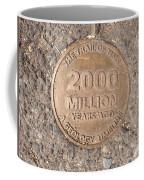2000 Million Years Ago Coffee Mug