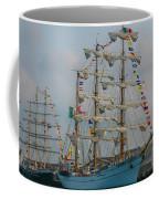 2004 Tall Ships Coffee Mug