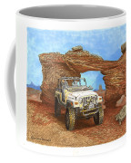 2005 Jeep Rubicon 4 Wheeler Coffee Mug