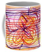 2007 Abstract Drawing 2 Coffee Mug