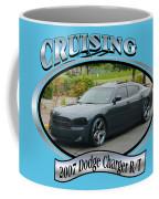 2007 Dodge Charger Rt Lee Coffee Mug