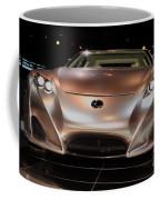 2007 Lexus Lf-a Exotic Sports Car Concept No 2 Coffee Mug