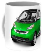2008 Smart Fortwo City Car Coffee Mug