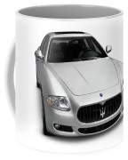 2009 Maserati Quattroporte S Coffee Mug