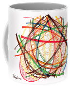 2010 Abstract Drawing Fifteen Coffee Mug