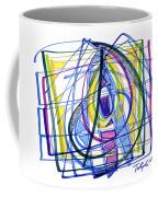 2010 Abstract Drawing Nineteen Coffee Mug