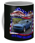 2010 Dodge Challenger Amilowski Coffee Mug