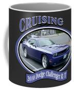 2010 Dodge Challenger Rt Lyster Coffee Mug