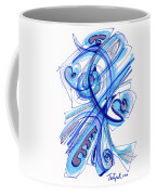 2010 Drawing Four Coffee Mug