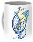 2010 Drawing One Coffee Mug