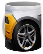 2010 Ford Mustang Av X10 2 Coffee Mug