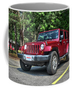 2011 Jeep Wrangler Coffee Mug