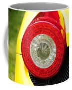 2012 Ferrari 458 Spider Brake Light Coffee Mug