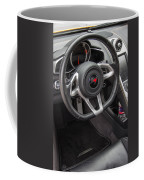 2012 Mc Laren Steering Wheel Coffee Mug