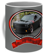 2013 Dodge Challenger Rt Wheeler Coffee Mug
