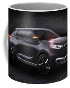 2013 Ssangyong Siv 1 Concept Coffee Mug