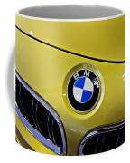 2015 Bmw M4 Hood Coffee Mug by Aaron Berg