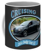 2014 Dodge Dart Gt Jones Coffee Mug