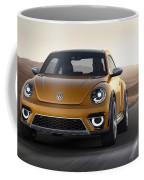 2014 Volkswagen Beetle Dune Concept Coffee Mug