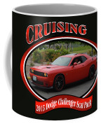 2015 Dodge Challenger Scat Pack Harper Coffee Mug