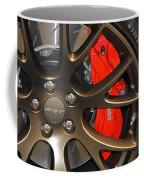 2015 Dodge Challenger Srt Hellcat Wheel Coffee Mug