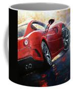 2015 Ferrari 599 Gtb Fiorano Coffee Mug