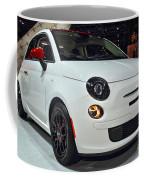 2015 Fiat 500 Ribelle Coffee Mug