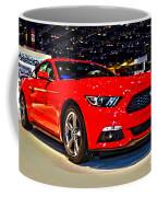 2015 Ford Mustang Coupe I4 Premium Coffee Mug