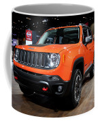 2015 Jeep Renegade Trailhawk Number 3 Coffee Mug