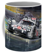 2015 Le Mans 24 Lmp1 Winner Porsche 919 Hybrid Bamber Tandy Hulkenberg Coffee Mug