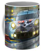 2015 Le Mans Gte-am Porsche 911 Rsr Coffee Mug