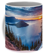 2015 Spring Sunrise From Discovery Point Coffee Mug