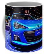 2015 Subaru Brz Coffee Mug