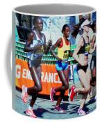 2016 Boston Marathon Winner 2 Coffee Mug