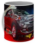 2016 Fiat 500x Coffee Mug