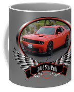 2016 Scat Pack Lopez Coffee Mug