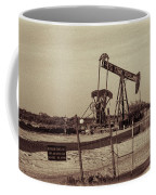 2016_10_pecos Tx_ Pump Jacks 1 Coffee Mug