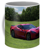 2017 Corvette Coffee Mug