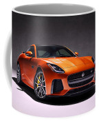 2017 Jaguar F Type Coffee Mug