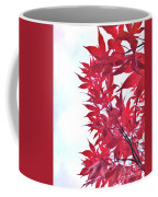 2017 Red Maple 3 Coffee Mug