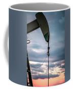2017_08_midkiff Tx_sunset Pump Jack 3 Coffee Mug