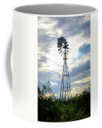 2017_08_midland Tx_windmill 2 Coffee Mug