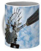 2017_08_midland Tx_windmill 5 Coffee Mug