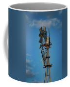 2017_08_midland Tx_windmill 8 Coffee Mug