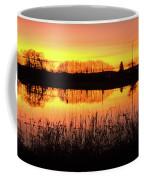 2018_2_12  Vivid Sunset Reflection-4291 Coffee Mug