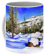 #202 Donner Summit Coffee Mug
