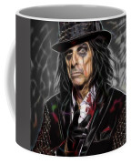 Alice Cooper Collection Coffee Mug